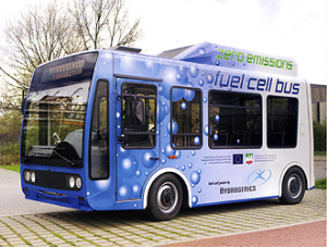 Alternative Fuel Bus Fuel Cell