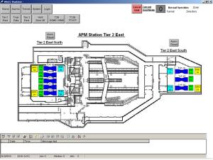 Redundant Scada System For Train Tunnel Ventilation Dmc