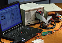 BMS Demo Test System