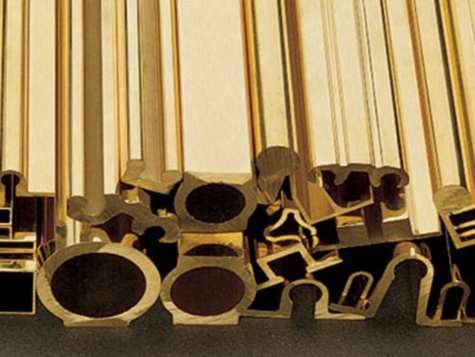 Extuded Brass Products