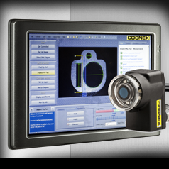 Cognex and Siemens S7 Inspection System | DMC, Inc