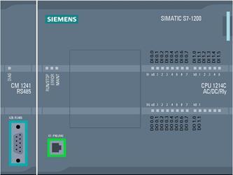 Siemens S7 1200 Serial Communication Dmc Inc