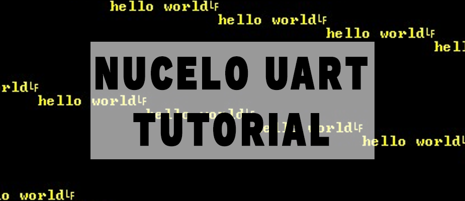Nucleo UART Tutorial | DMC, Inc