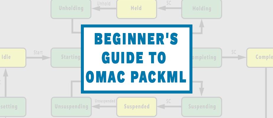 Beginner's Guide to OMAC PackML | DMC, Inc