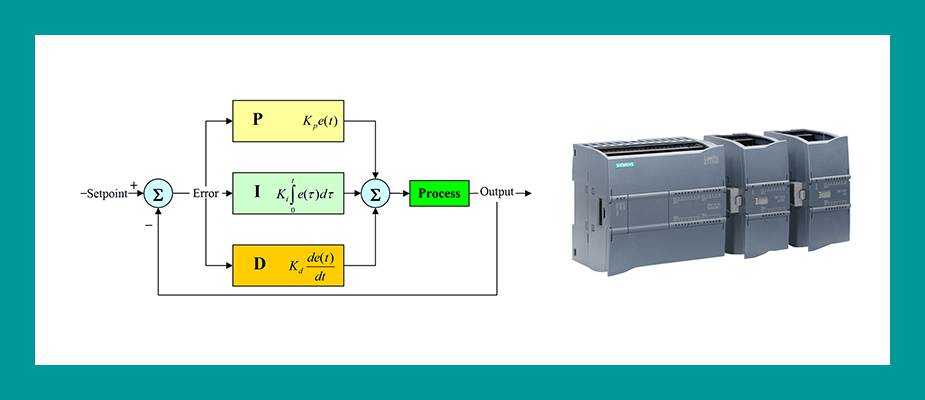 PID with a Siemens S7-1200 PLC | DMC, Inc