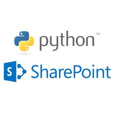 How to Upload a File to SharePoint On-Premises Using Python | DMC, Inc