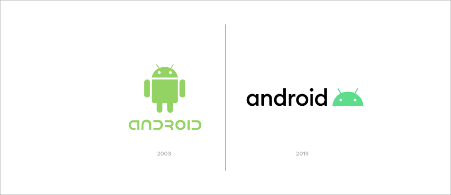 Android 10 Logo & Identity Review