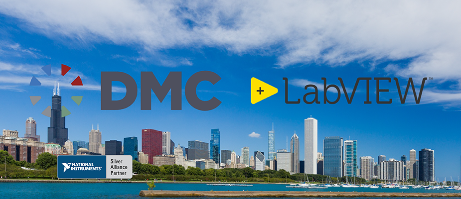 Chicago LabVIEW User Group Meeting at DMC