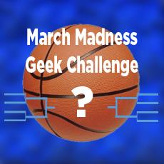 Geek Challenge: The Perfect Bracket