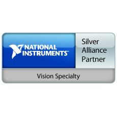 DMC is recognized as a National Instruments Vision Specialty Partner