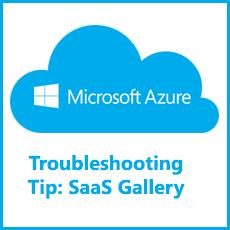Access Denied to Azure SaaS Applications