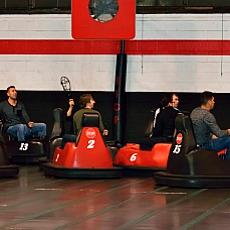 WhirlyBall Welcome, DMC Style