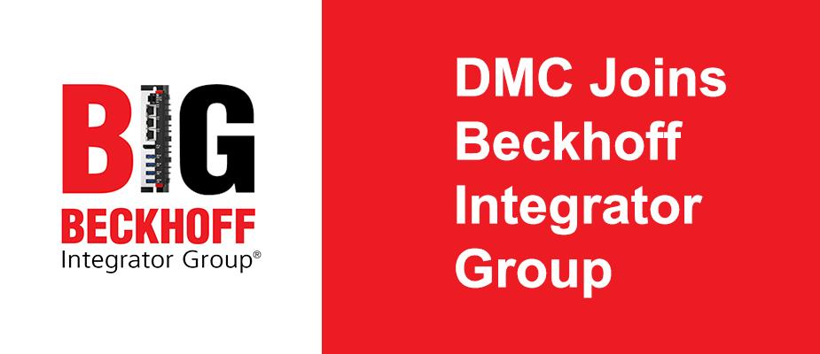DMC Joins Beckhoff Integrator Group (BIG)