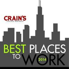 DMC Named A Best Place to Work in Chicago by Crain's
