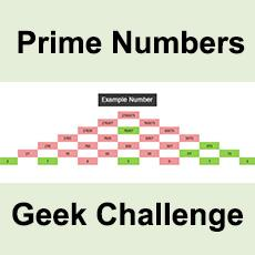Geek Challenge Results: Primetime Telephone Numbers