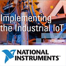 Meet DMC at Detroit National Instruments IIoT Event on 11/16