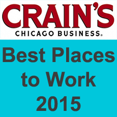 DMC Again Named A Best Place to Work in Chicago