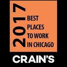 DMC Makes List of Chicago's Top 5 Places to Work
