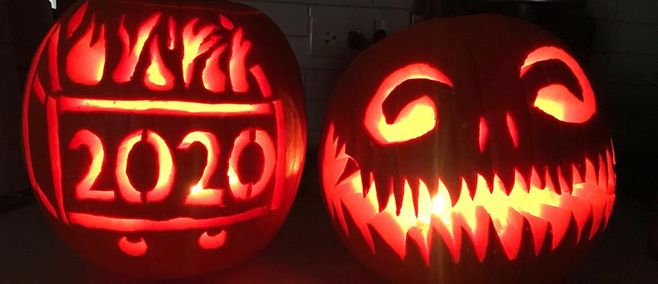 Virtual Pumpkin Carving Contest