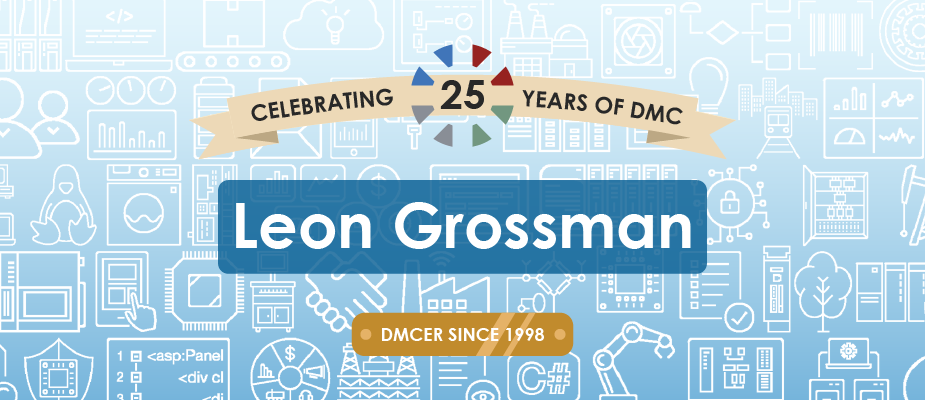 25th Anniversary Interview with Leon Grossman