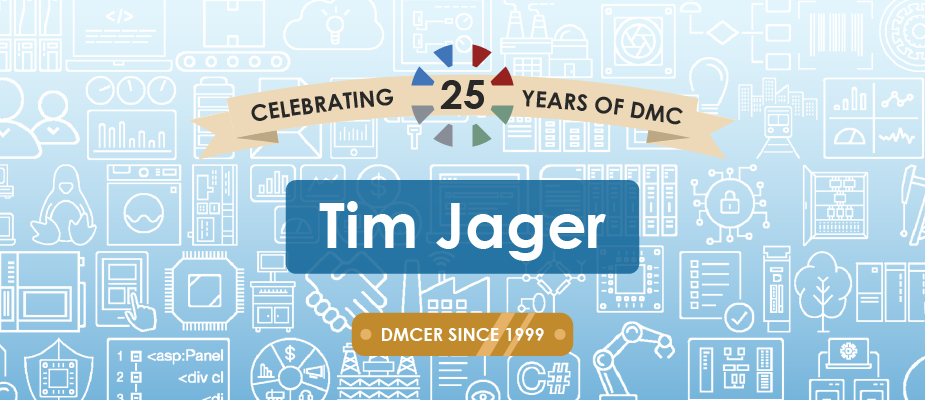 25th Anniversary Interview with Tim Jager