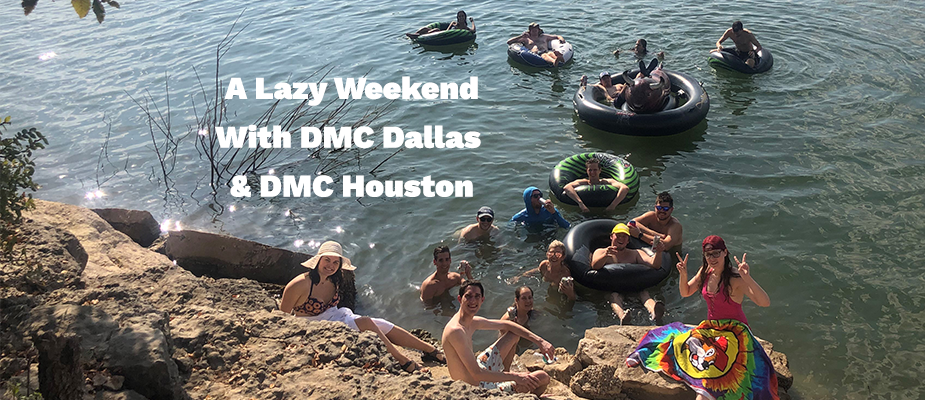 DMC Texas Offices Invited Everyone on a Retreat