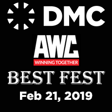 DMC at AWC Best Fest in San Antonio