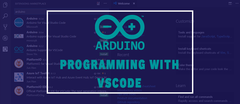 Arduino Programming with VSCode