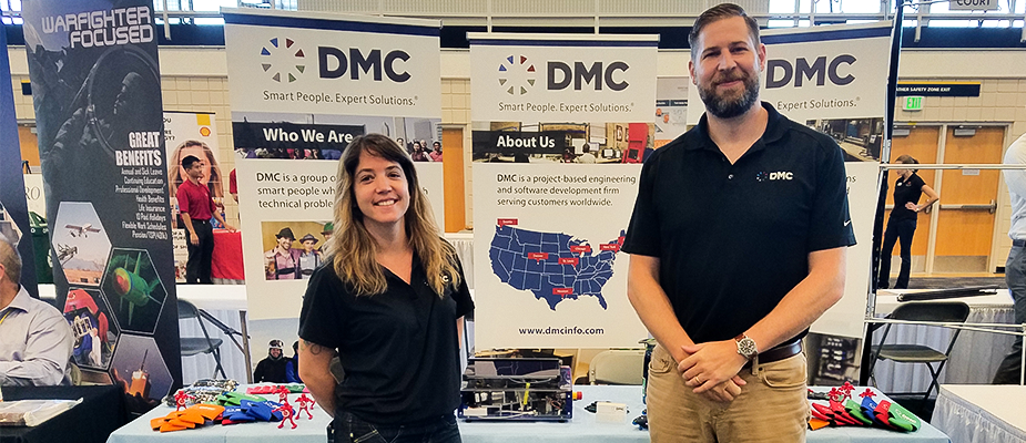 Visit DMC at your Campus Career Fair!