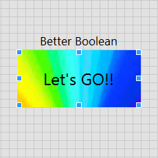 LabVIEW Interface: Boolean Graphics