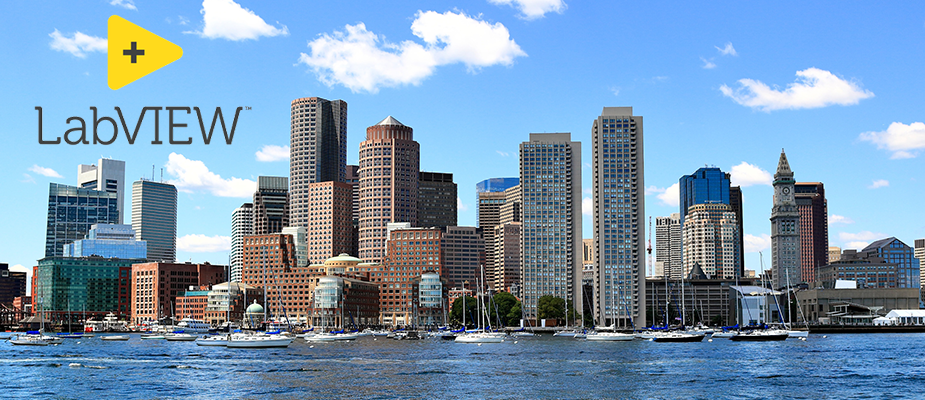 DMC Boston Hosts Greater Boston LabVIEW User Group