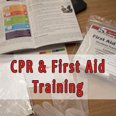 DMC Gets CPR & First Aid Training
