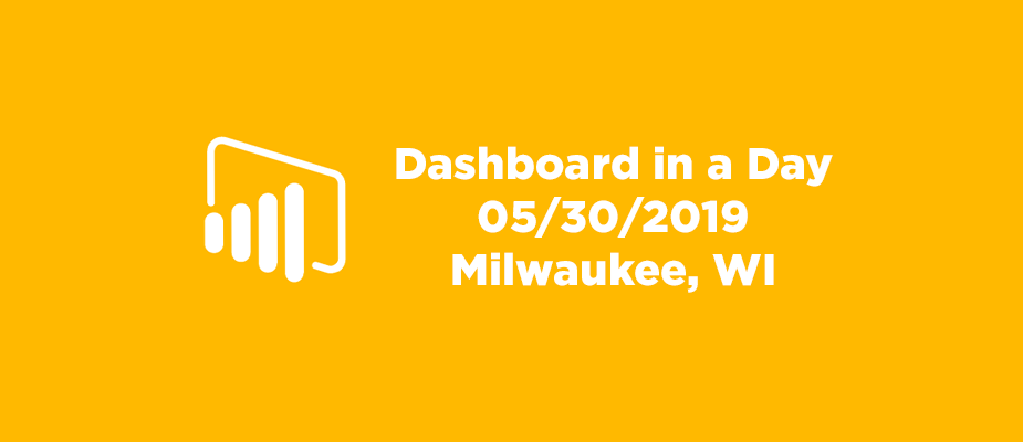 DMC To Bring Dashboard in a Day to Milwaukee