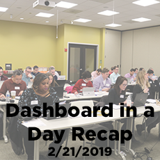 "Microsoft's ""Dashboard in a Day"" Power BI Workshop Led by DMC for a Second Time"