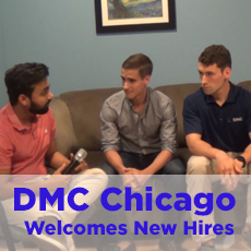 DMC Chicago Welcomes New Hires