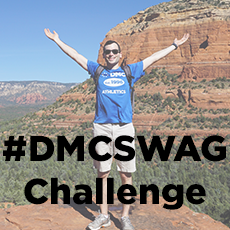 Introducing the #DMCSWAG Challenge