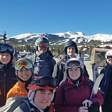 DMSki Denver: The Gang Goes Skiing