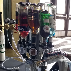 DMC Engineers Serve up a Siemens S7 Powered DrinkBot