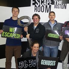 "High Fives & Good Vibes: DMC Boston Escapes ""The Dig"""