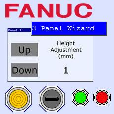How to Create Fanuc HMI Panels Using the Panel Wizard