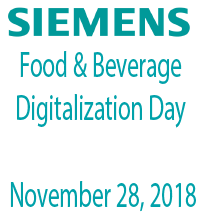 DMC to Speak at Siemens Food & Beverage Digitalization Day