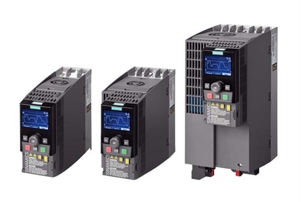 Commissioning a Siemens G120 VFD with Extended Safety using the Onboard Terminals