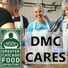 DMC Cares at the Greater Chicago Food Depository