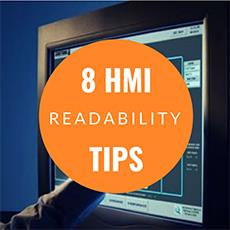 8 Readability Tips to Try on Your Next HMI Project