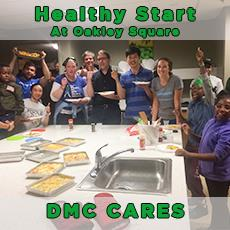 Cooking with Chicago Kids at Healthy Start