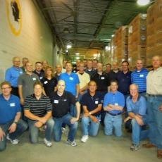 DMC and Siemens Team Up for Hunger Task Force