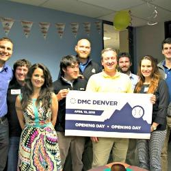DMC Denver Opening Day, Opening Day