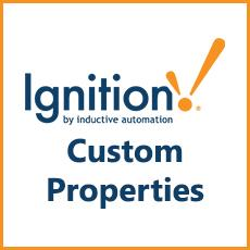 Using Custom Properties on Templates in Ignition
