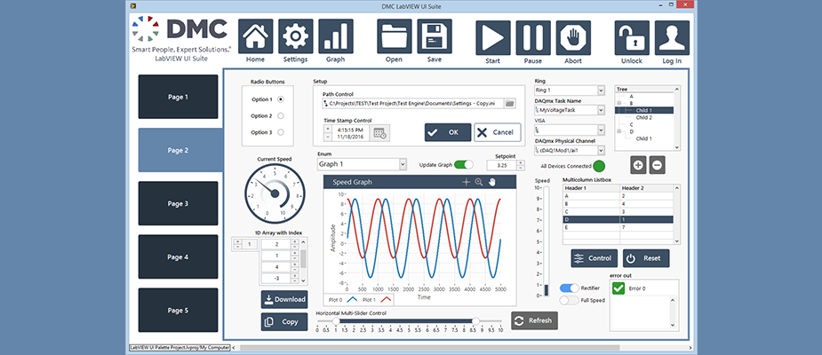 6 Tips for LabVIEW UI and UX Design