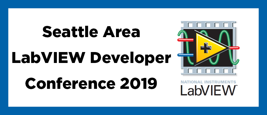 DMC to Present at the Seattle Area LabVIEW Developer Conference 2019
